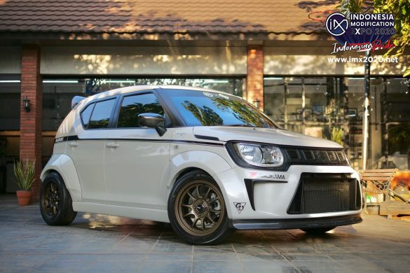 "super giveaway IMX2020 Suzuki Ignis ""Time Attack"" by Garasi Drift"