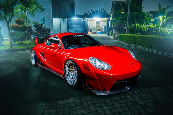 KARMA Cayman Diluncurkan di Indonesia Modification Expo 2020