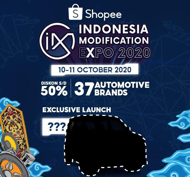 IMX2020: Menjelang Indonesia Modification Expo 2020 - Virtual Event!