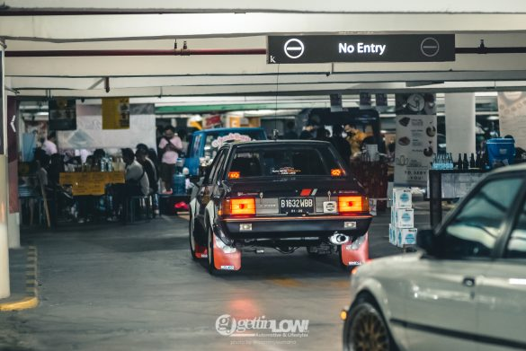 Lowfitment Day ke 15 di Mall Kuningan City