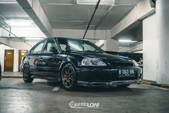 2000 Honda Civic Ferio ViRS // AST Performance