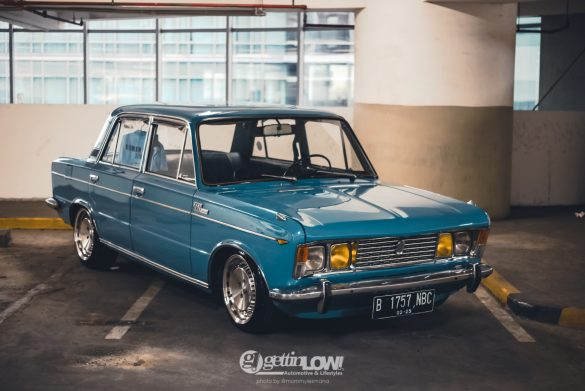 1970 FIAT 125 Special LHD // Indra