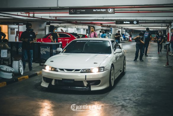 1998 Nissa Silvia S14 (SR20DET) // Bar speed X Bintaro second