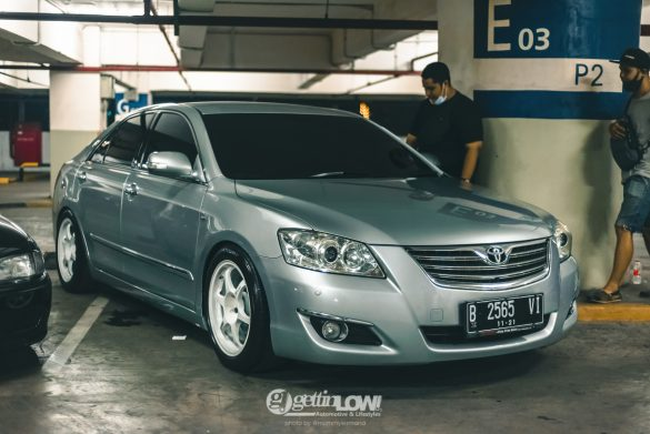2006 Toyota Camry on SSR Type C
