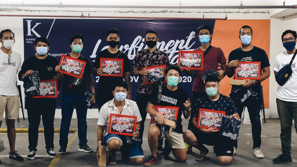 Peraih Best Media Choice di Lowfitment Day XV, Siapa Saja?