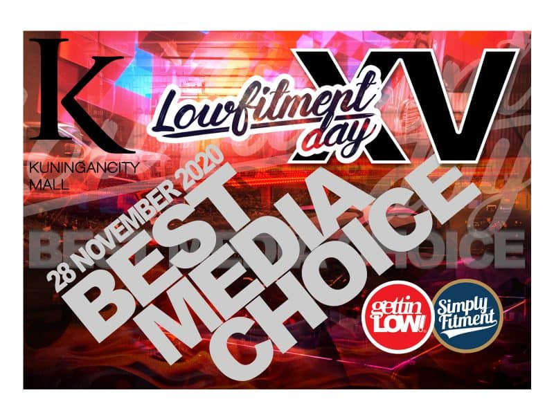 BEST MEDIA CHOICE LOWFITMENT DAY XV