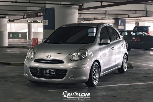 2012 NISSAN MARCH // RIZKY BASWORO