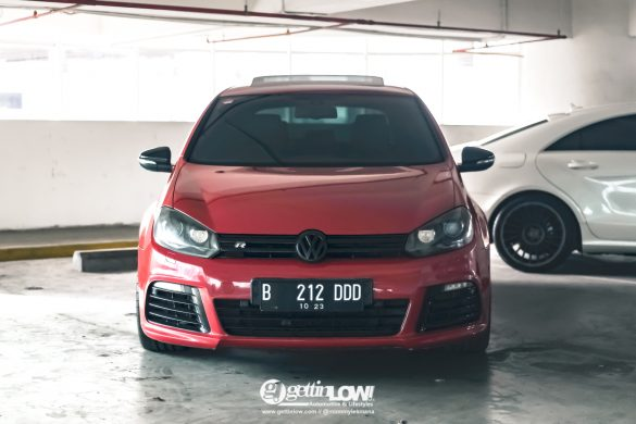 2012 VW Golf R MK6 // Jimmy Oetji