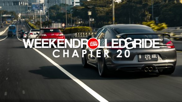 WEEKEND ROLLED & RIDE, CHAPTER 20 // 13 JUNI 2021
